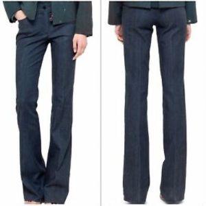 AKRIS PUNTO Faye Bootcut Stretch Denim Jeans